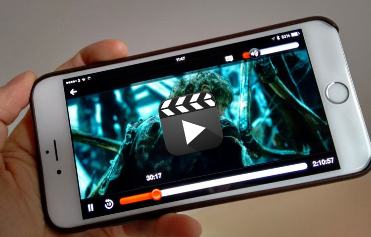 Top 5 Free iOS Video Player Apps for iPhone 6S & iPhone 6S Plus