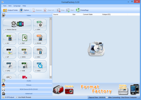 format factory software free  for windows 7 32-bit vs 64-bit
