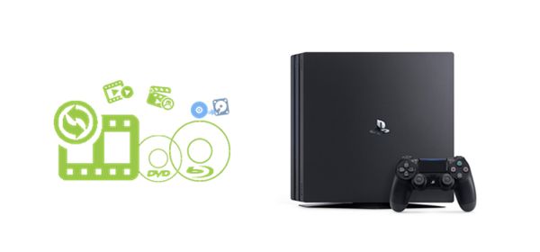 How to Play 4K Contents (Blu-ray/Videos) on PS4 Pro