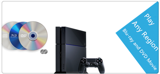 will ps4 play dvd